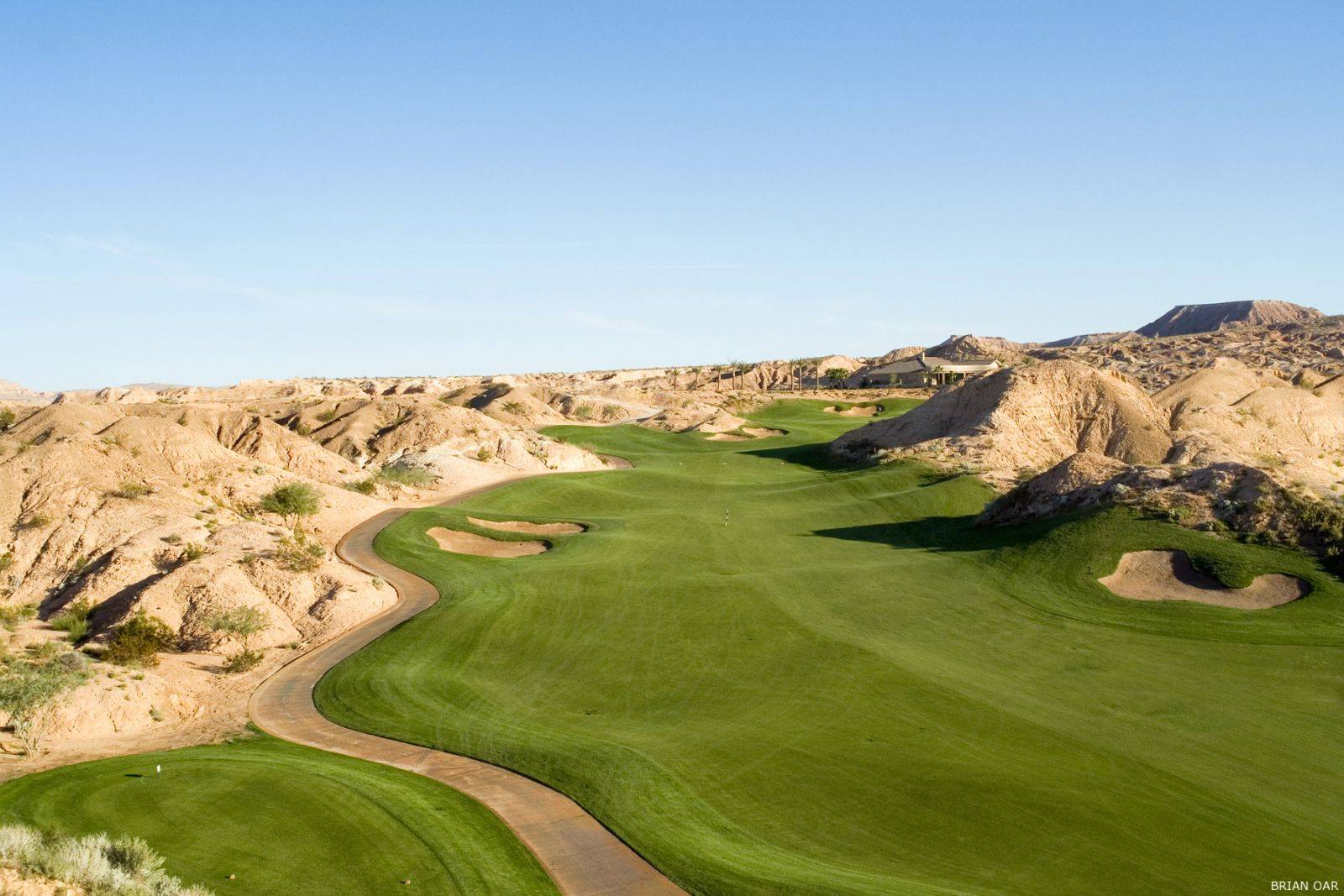 The Canyons Course at Oasis Golf Club