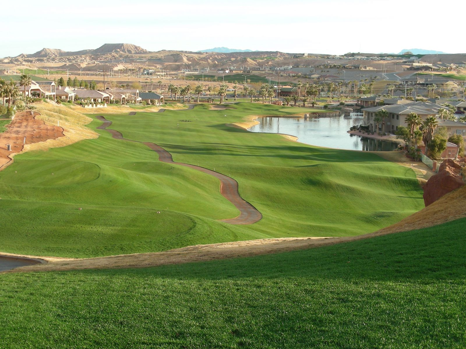 The Palmer Course at Oasis Golf Club